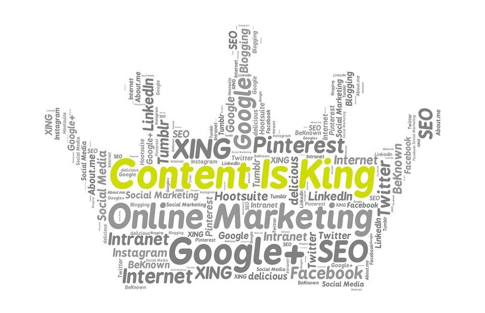 The secret of SEO success - Content is King